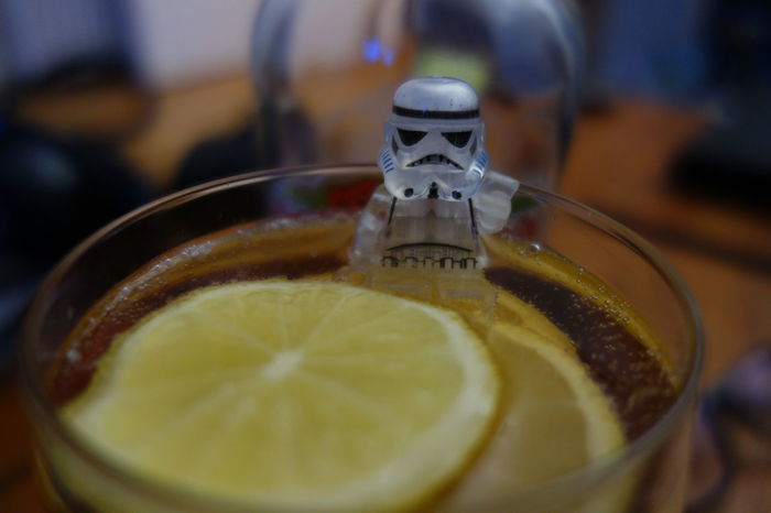 Liquid Lunch Beer Desperados Bath Stormtrooper Lemon Hello World Apero Time