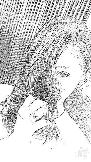 StetchGirl One Person Close-up Stetch Girl First Eyeem Photo
