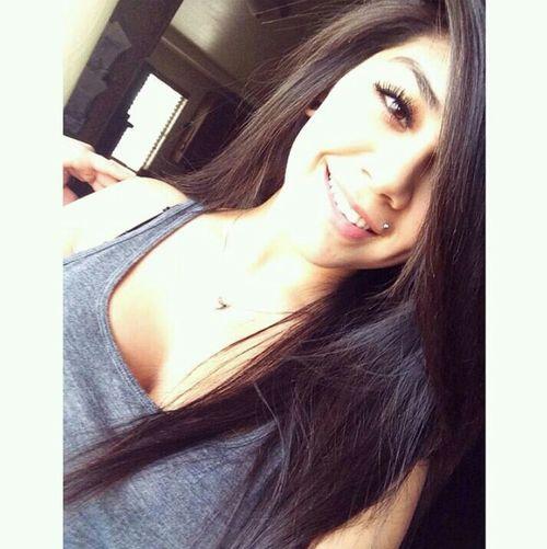 First photo ! Hispanic Cute Smile