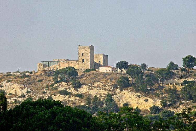 San Michele castle Cagliari, Sardinia Castle Ancient Ancient Civilization Architecture Building Exterior Built Structure Day Fortress Hill History Nature No People Old Ruin Outdoors San Michele The Past Travel Destinations