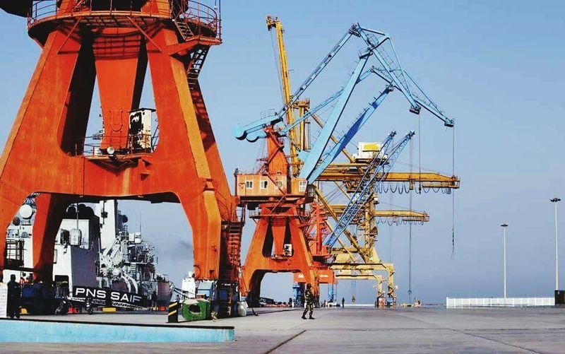 Industry Crane