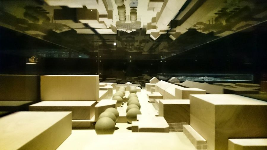 Architect's Dream Wob Architectural Model