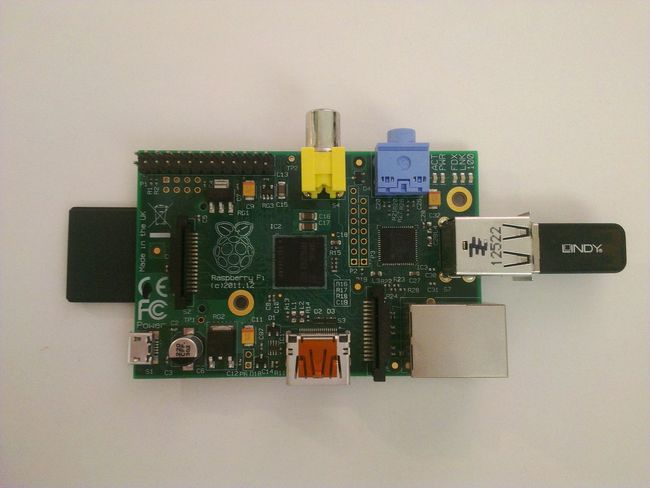 Electronic Devices Spagetty Images Raspberry Pi All Inclusive