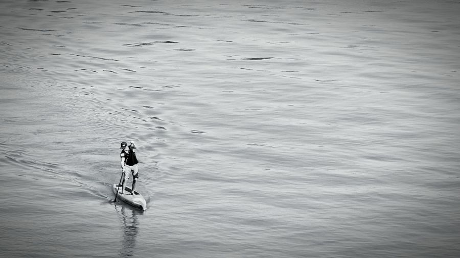 Paddleboarding Paddleboard Paddle Boarding Watersports Blackandwhite Black & White Black&white Monochrome Textures And Surfaces Florida Miami Ocean Naturelovers Midtown Relaxing View Coastline Surfaces Surface Ocean Photography Cityscapes Ocean View Monochromatic Blackandwhite Photography Black And White Collection  The Great Outdoors With Adobe