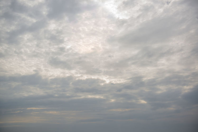 Gray clouds in the sky Atmosphere Cloudy Moody Sky Nature Sky And Clouds Weather Beauty In Nature Cloud - Sky Clouds And Sky Evening Gray Color Grey Color Landscape Moody Weather No People Outdoors Outside Rainclouds Scenery Scenics Sky Sky Only Sunset