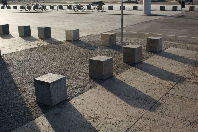 Urban architecture in berlin