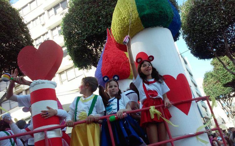 Candy Care Bears Carnival Carnival Parade Carnival Spirit 2016 Cute Cyprus Limassol Kids Kids At Parade Kids Costumes