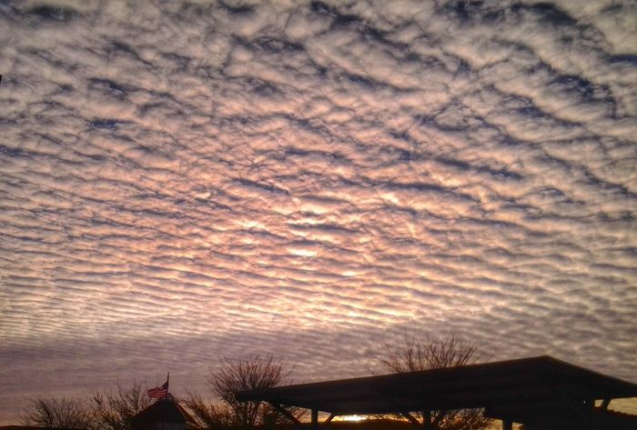 Multiple Layers Clouds Cloudlovers Stratocumulus