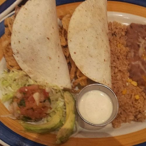 I don't remember its name.. just delicious Ontheborder Mexicangrilled Cantina Ifcmall yeouido korea seoul dinner