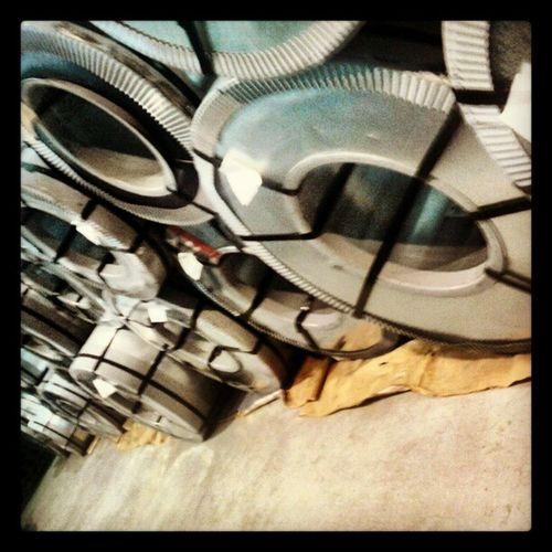 завод, Intercos ,  метал,  рулоны, производство, склад, смена, factory, work, working, metal, intercos, колпино, ижорские_заводы