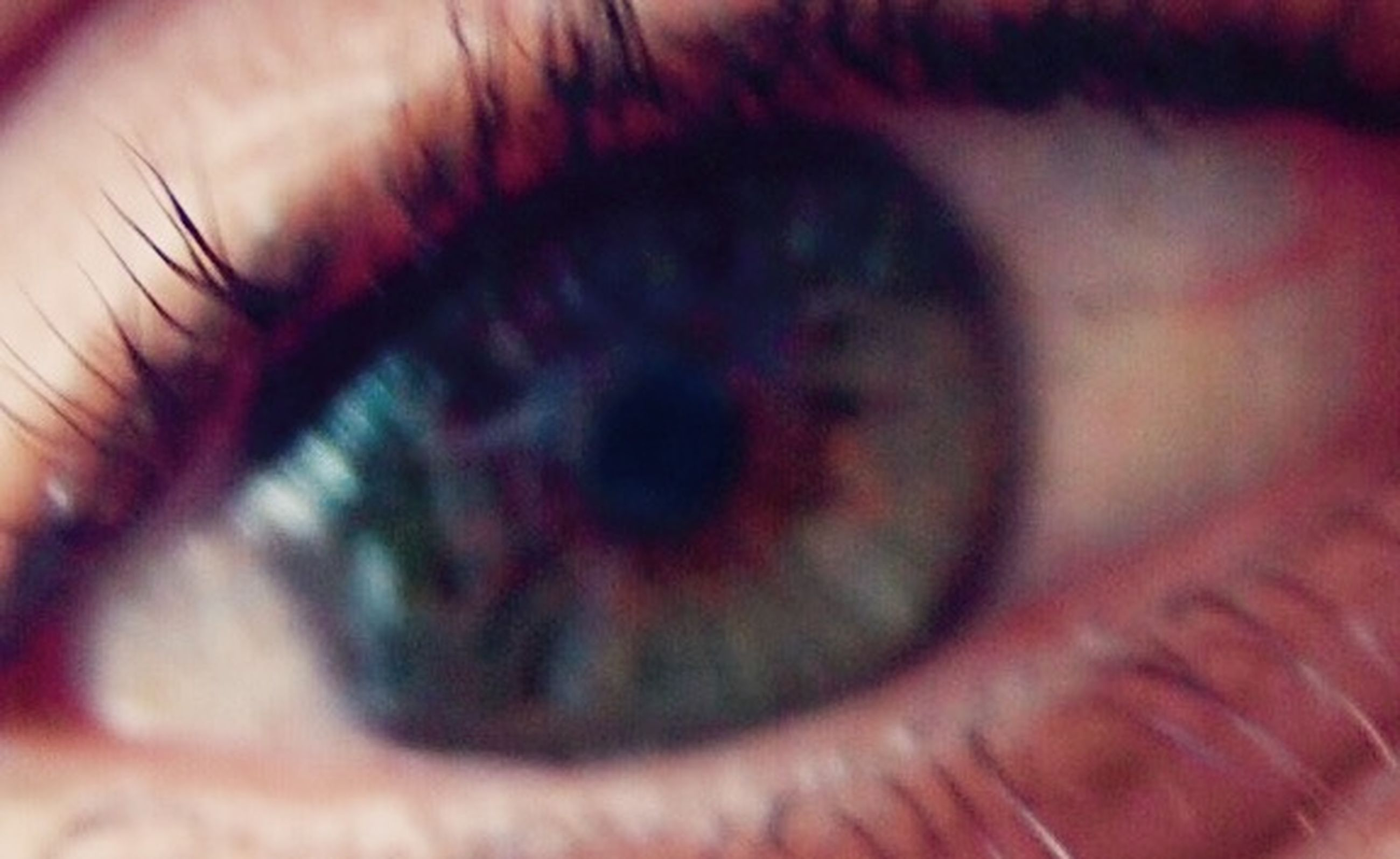 close-up, part of, extreme close-up, person, cropped, selective focus, human skin, unrecognizable person, human eye, eyesight, human finger, extreme close up, macro, sensory perception, detail, eyelash, indoors