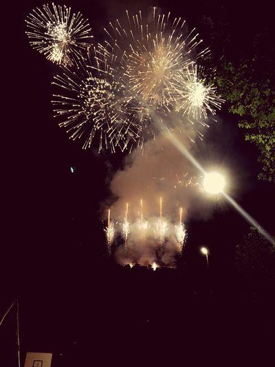 Cagliostro Castello San Leo Fuochi D'artificio  Firework Display Arts Culture And Entertainment Celebration Firework