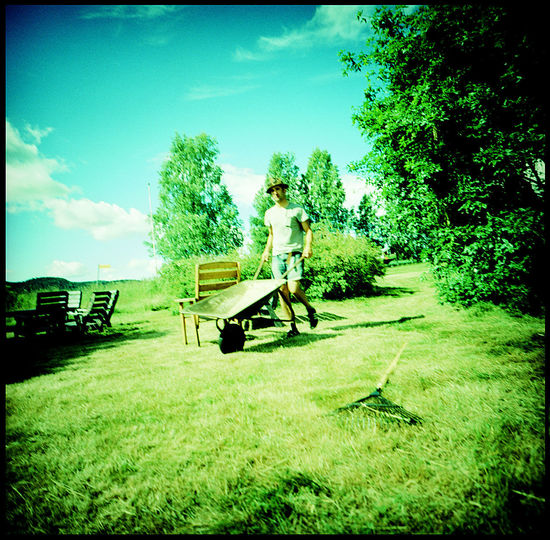 Interiour and Exterior at the Höga Kusten Nordingrå Nordingrå, Sweden Höga Kusten Hygge Northern Sweden Analogue Photography Travel Tranquility Nature Wooden Swedish House Xpro Lomography Medium Format House In Nature Sink Antique Bathroom Antique Sink Washing Sink Vintage Bathroom Swedish Flag Adventure Paradise Grass House And Grass Garden Work