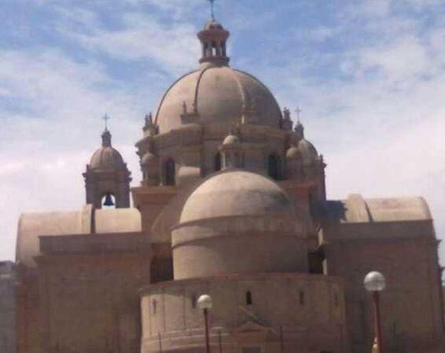 Tacna Peru catedral.