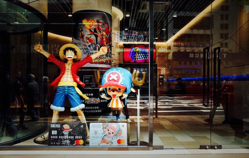 GRlll Ricoh Human Representation Representation No People Art And Craft Female Likeness Store Indoors  Store Window Illuminated Glass - Material Arts Culture And Entertainment Variation Built Structure Transparent Creativity Retail Display Male Likeness Window Retail  Still Life