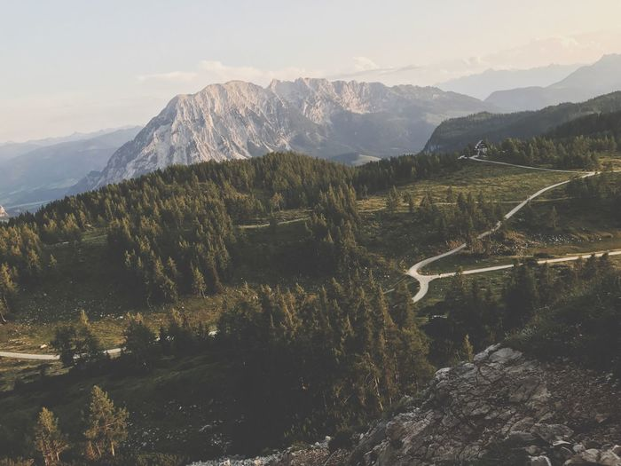 Mountain Beauty In Nature Landscape Nature Outdoors No People Scenics Tranquility Mountain Range Sky Day EyeEm Nature Lover EyeEm Gallery EyeEm Best Shots EyeEm Best Shots - Nature