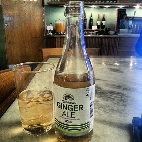 Because I'm loouuungin! Gingerale