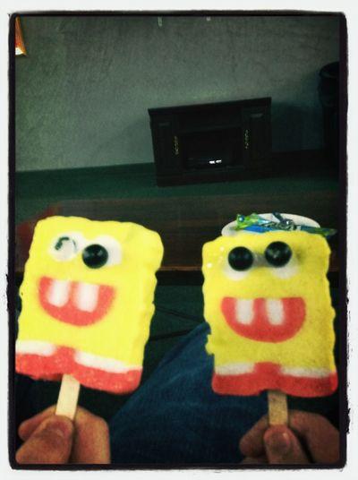 Yay spongebob