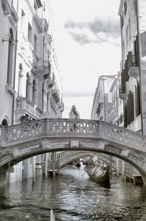 Architecture Atomic Awe Building Exterior Culture Darkness Europe Grey Holy Infrared Life In Motion Light Love Medieval Mediterranean  Outdoors Romance Romantic Shadow Sight Travel Photography Unreal Venezia Venice Venice, Italy