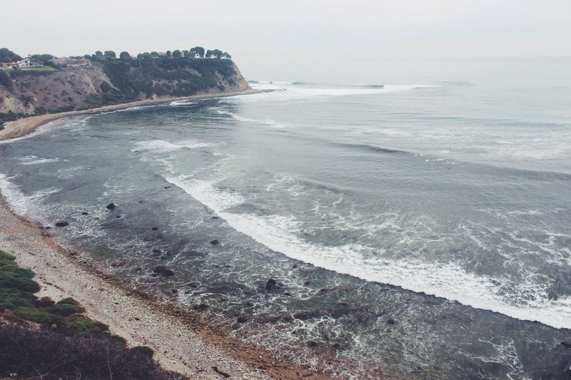 Palos Verdes, CA Landscape_Collection Water_collection Palos Verdes, CA Surf Session