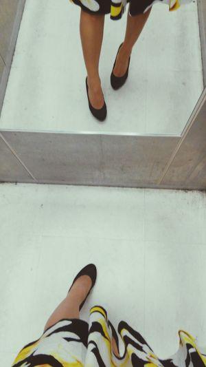 Myfoot Japan Legs Takadanobaba Skirt Ootd