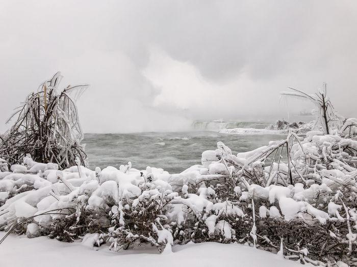 Winter deep