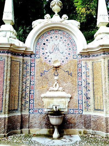 Sintra (Portugal) Fonte Fountain