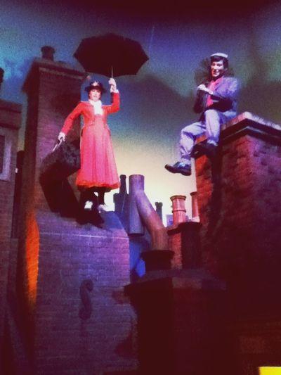 Mary Poppins Movies Disney DisneyWorld