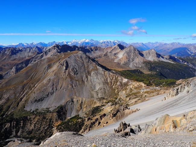 Col De L'Izoard Casse Déserte EyeEmNewHere EyeEm Nature Lover Mountain Range Landscape Mountain Beauty In Nature Environment Rock Rock - Object Queyras