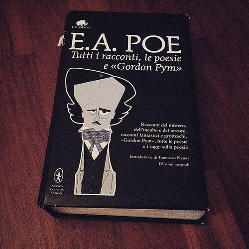 My hero, my inspiration, my savior. Edgarallanpoe Book Poetry &tales Psychohorror ToAnnie