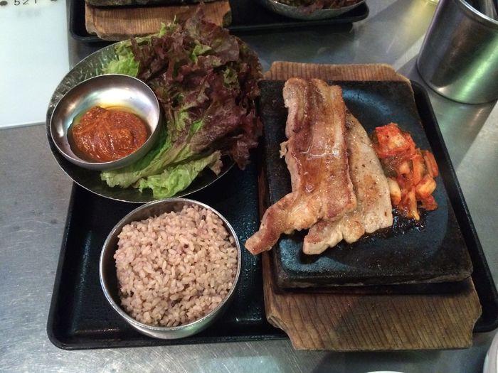 Foods Lunch Break Korian Food