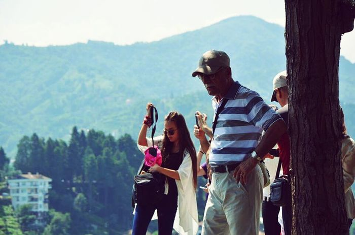 The Tourist Blacksea Trip Roadtrip Tour Green Gorgeous View Amazing