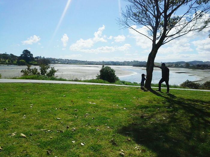 Paihia New Zealand Newzealand Northland Sunset Beach