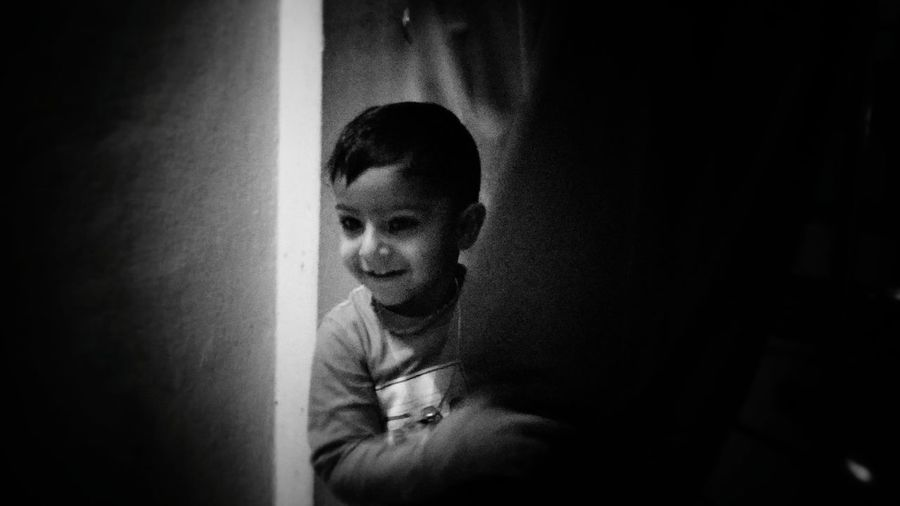 Playing EyeEm Selects Boy Child Childhood Boys Portrait Close-up Home Sweet Home