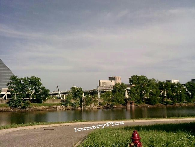 Memphis Tn Outdoor Photography View Scenery Shots Downtown Taking Photos Construction