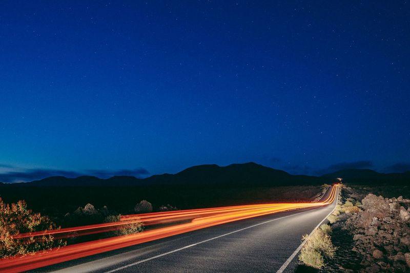 The Journey Is The Destination Timanfaya Timanfayanationalpark Long Exposure Longexposure Light Lights Light Trails Car Car Trails Road Roadtrip Lanzarote Lanza Lanzarote Collection Lanzarote Island Canary Islands Canarias Fujifilm_xseries The Drive