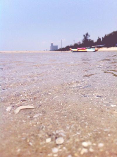 Beach Sea Seaandsky Landscape Relaxing Holiday