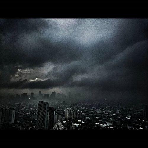 07/07/2015 Stormy Stormyweather Stormyday Stormysky Eyeem Philippines
