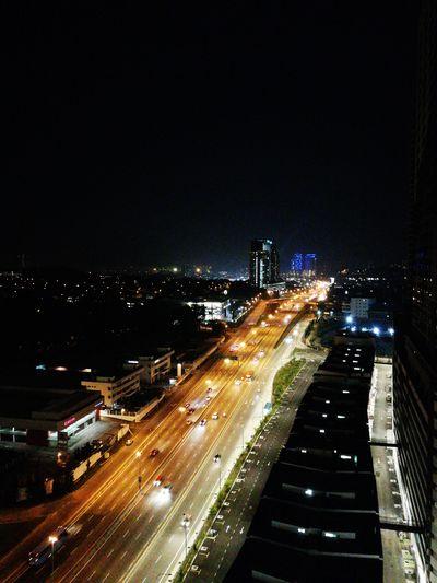 Night with no
