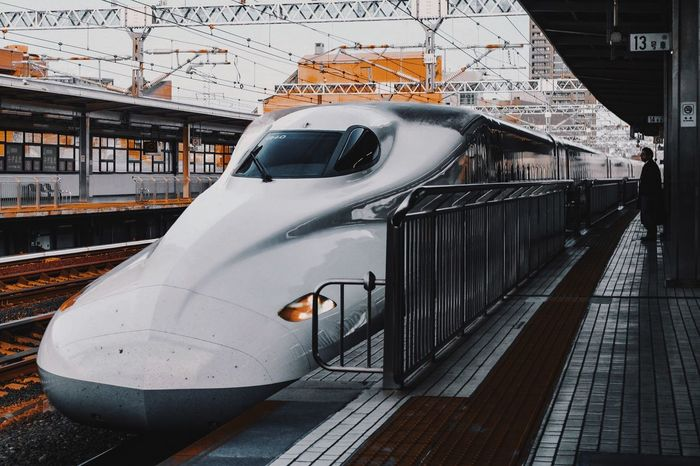 EyeEm Selects Transportation Mode Of Transport Built Structure No People Architecture Indoors  Day Explore Highspeedrail Travel Japan Downtown District