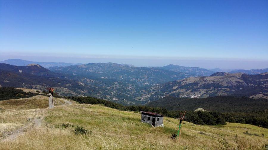 Vista dal Monte Bue Montebue Santostefano Santostefanodaveto