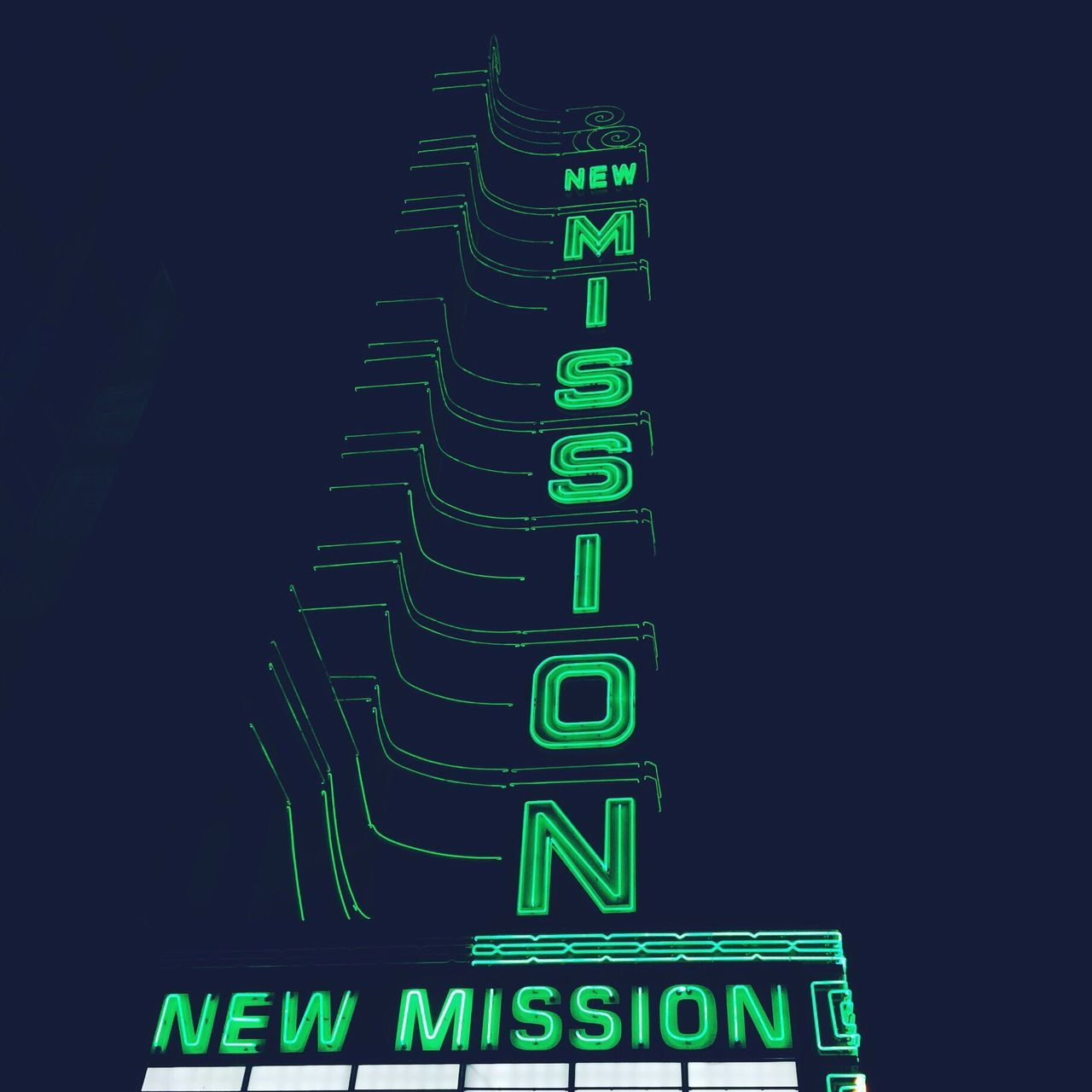 text, communication, illuminated, night, number, guidance, neon, no people, outdoors, low angle view