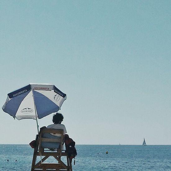 -Veo veo. -¿Que ves? - Veo el comienzo de una gran semana... (Torrevieja, Alicante) Beachphotography Holidays ☀ Traveling