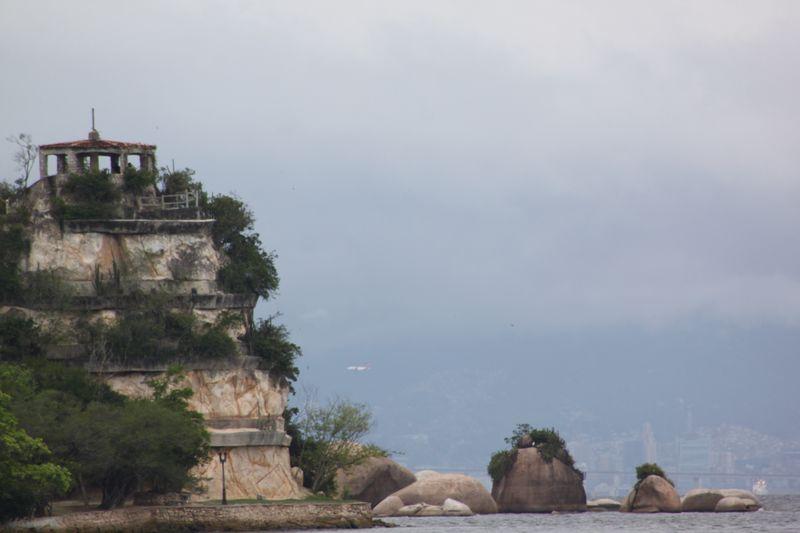 Ilha de Paquetá Architecture Built Structure History Rock - Object Ancient Building Exterior Day