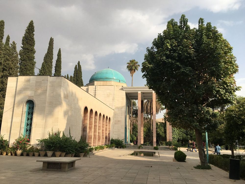 Sa'adi shrine
