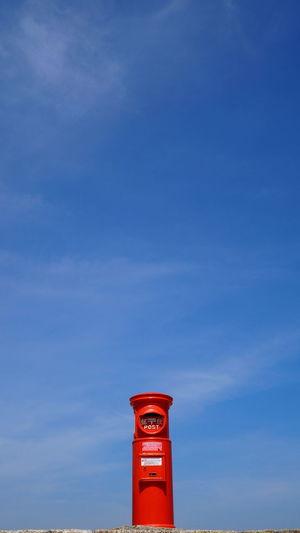 Blue Sky Post Blue Sky