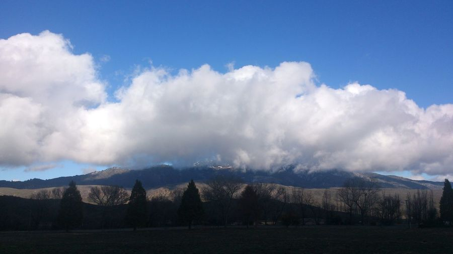 Cloud Cloud Nature Mountains And Snow Outdoors