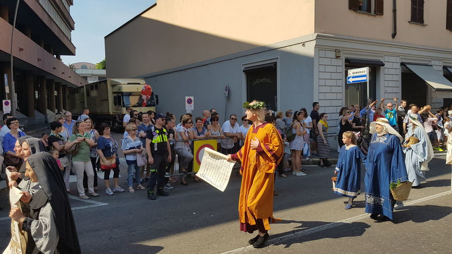 Medieval Festival Medieval Days MedievalTown Hystorical Remembrance Hystorical Centre Outdoors People Palio Di Legnano Legnano Italy🇮🇹