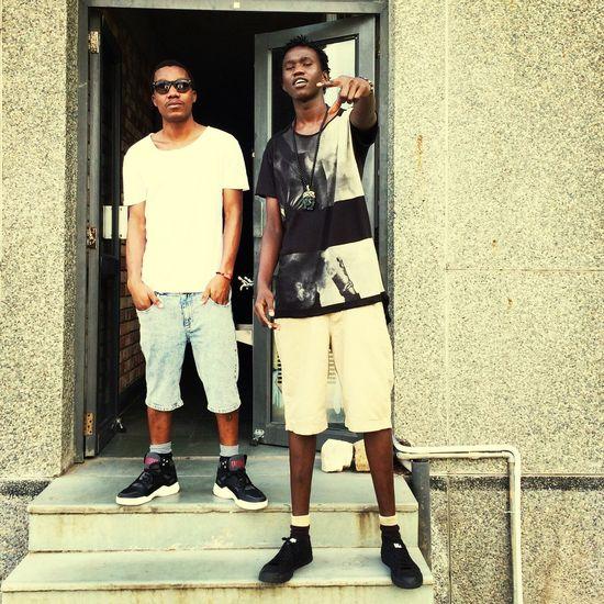 With ma nigga Keny $$$WAGERR
