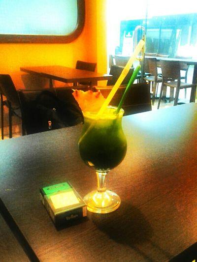 vegetable juice...